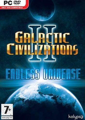 Descargar Galactic Civilizations II Endless Universe [English] por Torrent
